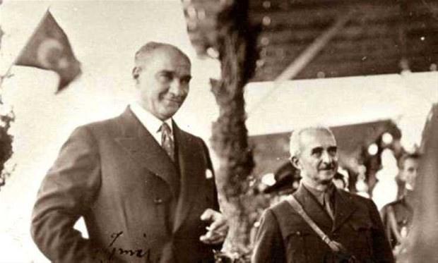 Atatürk  ile İnönü neden kavga etti en gizemli olay!