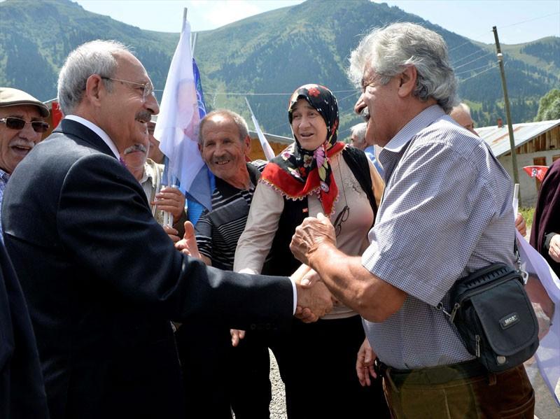 Kılıçdaroğlu bu kareden dakikalar sonra büyük şok yaşadı!