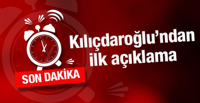 Kılıçdaroğlu'ndan ilk açıklama sağlık durumu nasıl?