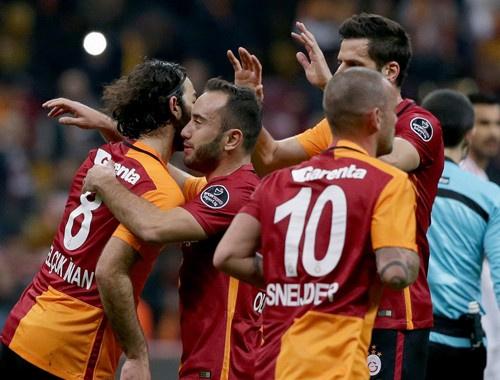 Galatasaray'a Olcan Adın piyangosu