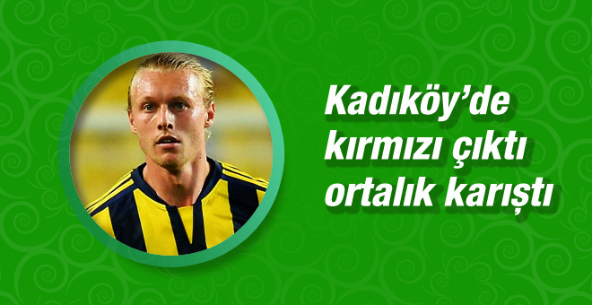 Fenerbahçe Kayserispor maçının fotoğrafları