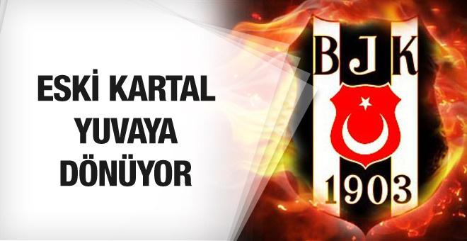 Beşiktaş'ta büyük sürpriz! Geri dönüyor