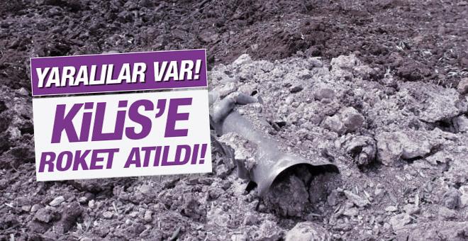Kilis kent merkezine roket atıldı!