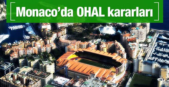 Monaco'da OHAL kararları!