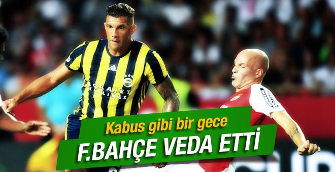 Monaco Fenerbahçe maçı sonucu ve özeti