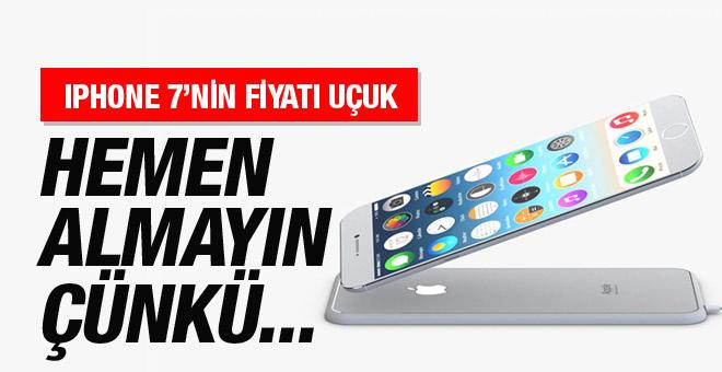 İphone 7 Türkiye fiyatı ne kadar hemen almayın çünkü...