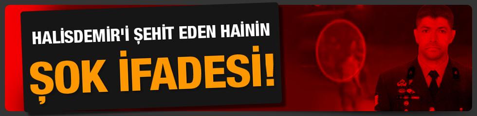 Ömer Halisdemir'i vuran darbeci hainin şok ifadesi!