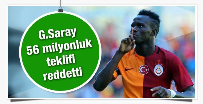 Galatasaray Bruma'ya gelen teklifi reddetti