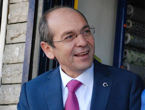 Ankara'dan Mersin'e 'Kutlu' transfer