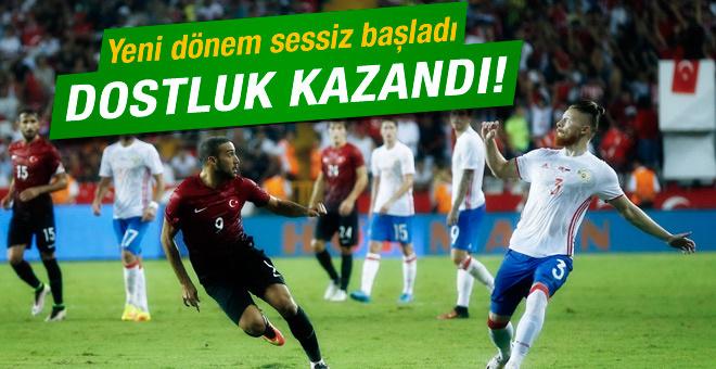 Türkiye Rusya maçının sonucu ve geniş özeti