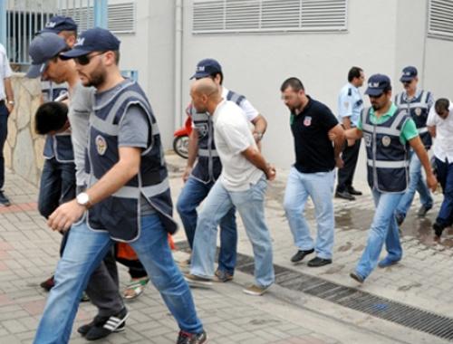 Adana FETÖ operasyonu 4 gazeteci gözaltında