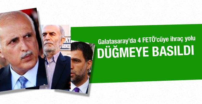 Nihat Doğan, Galatasaray Üyeliğinden Oy Birliği İle İhraç Edildi 46