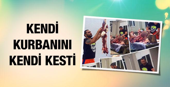 Ümit Karan kendi kurbanını kendisi kesti!