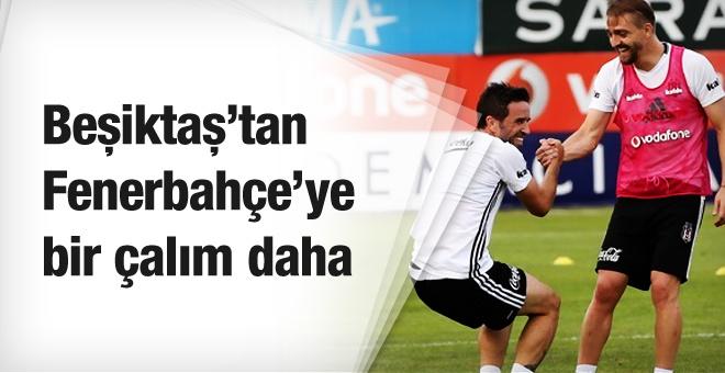 Beşiktaş'tan Fenerbahçe'ye bir çalım daha