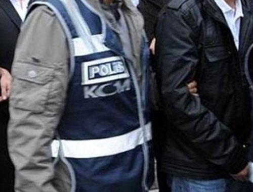 Ankara FETÖ operasyonu 35 kişi gözaltında