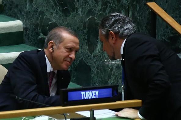 John Kerry Erdoğan'ın ayağına gelip anlattı