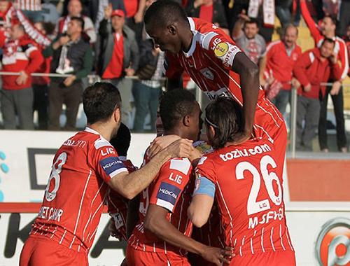Samsunspor penaltılarla turladı