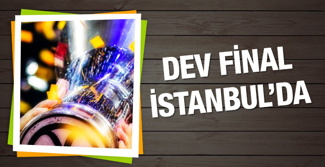 2017 Euroleague Final Four İstanbul'da!