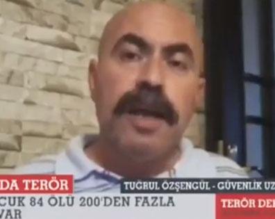 FETÖ'cü Tuğrul Özşengül'ün darbeden dakikalar sonra yaptığı konuşma