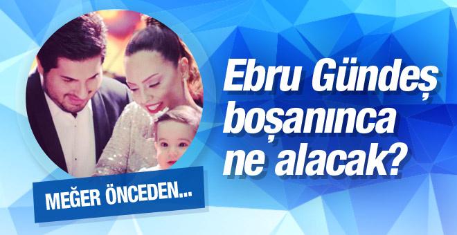 Ebru Gündeş konuştu! Flaş boşanma açıklaması