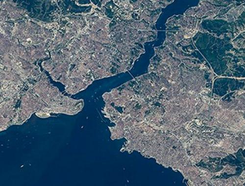 FETÖ'nün İstanbul haritası kenti 4 eyalete bölüp...