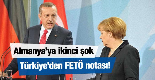 Türkiye'den Almanya'ya ikinci nota!