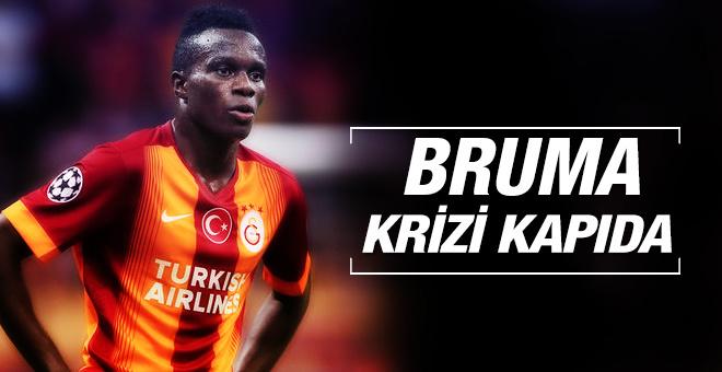 Galatasaray'da Bruma krizi yaşanabilir