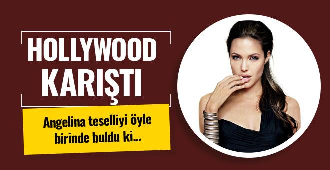Johnny Depp ve Angelina Jolie aşk mı yaşıyor?