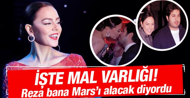 İşte Zarrab'tan boşanan Ebru Gündeş'in mal varlığı!