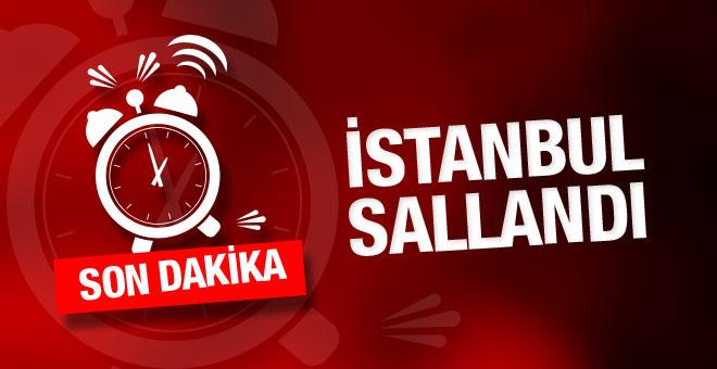 Çınarcık açıklarında deprem! İstanbul'da da...