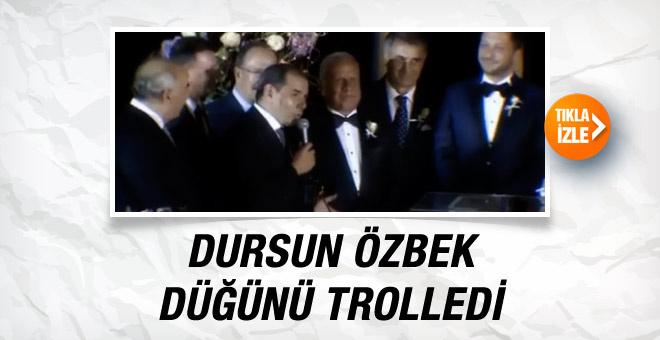 Dursun Özbek'ten Şenol Güneş'e güldüren dua