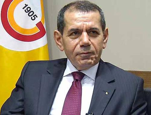 Dursun Özbek Alp Yalman'ın istifasını kabul etmedi