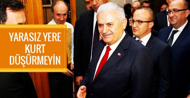 Başbakan Yıldırım'dan 338 yorumu