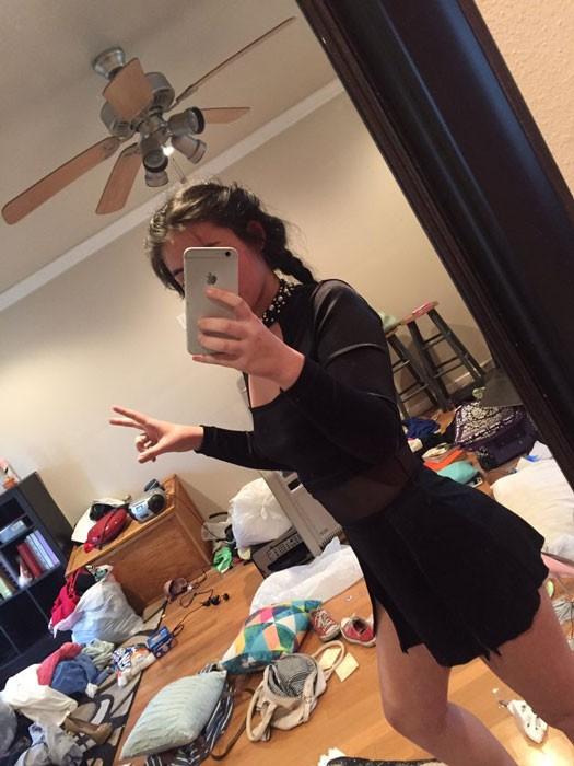 Bu selfie'nin arkası olay yarattı bir anda fenomen oldu