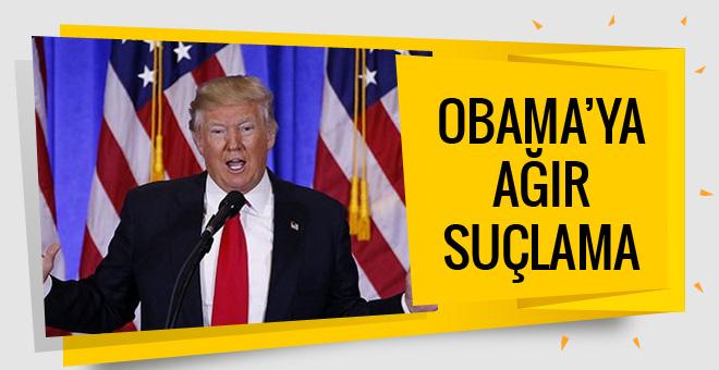 Trump seçim sonrası ilk kez konuştu