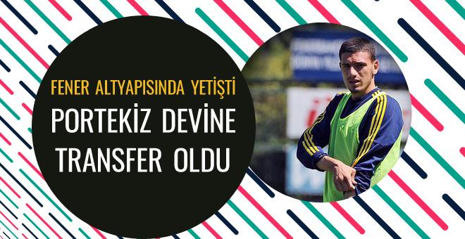 Fenerbahçe'den yetişti Sporting Lizbon'a transfer oldu