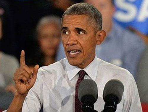 Obama için şok sözler! Dünyayı yıkmak için...