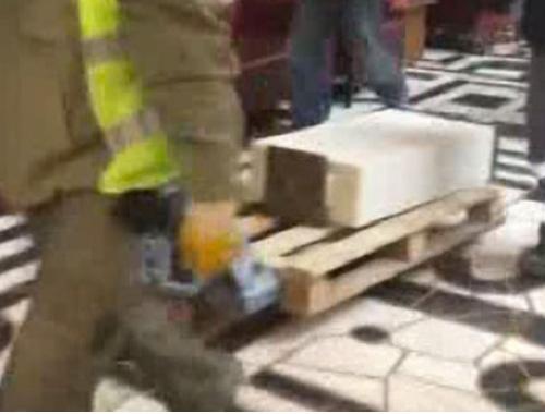 Meclis'teki kavgadan sonra parçalanmıştı işte son hali