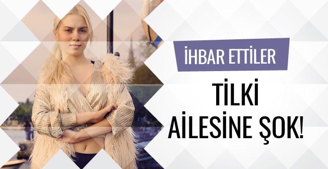 Aleyna Tilki ve ailesine büyük şok!