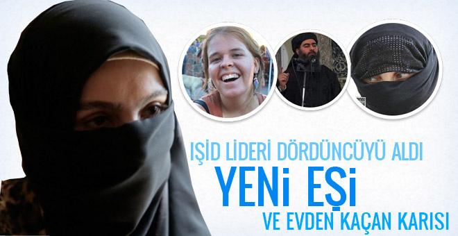IŞİD lideri El Bağdadi evlendi işte ilk karısı ve diğer eşleri