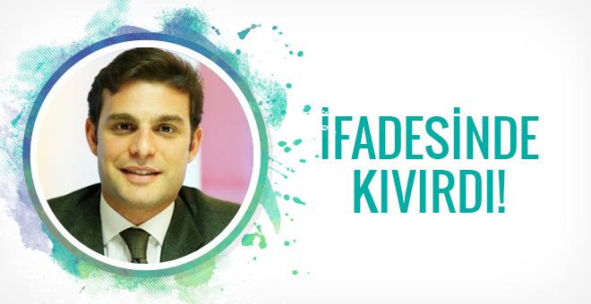 Gözaltına alınan Mehmet Aslan ifadesinde kıvırdı!