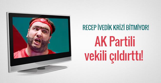 Yeni Recep İvedik krizi! Bu sahne AK Partili vekili kızdırdı