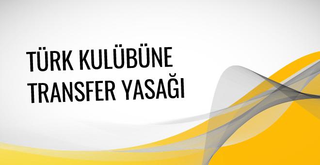 Pınar Karşıyaka'ya transfer yasağı
