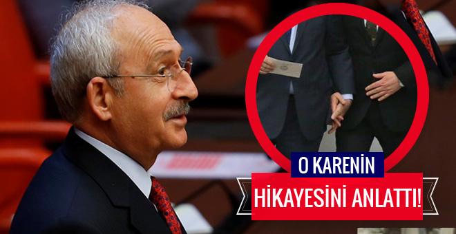 O karenin hikayesini Kılıçdaroğlu anlattı!