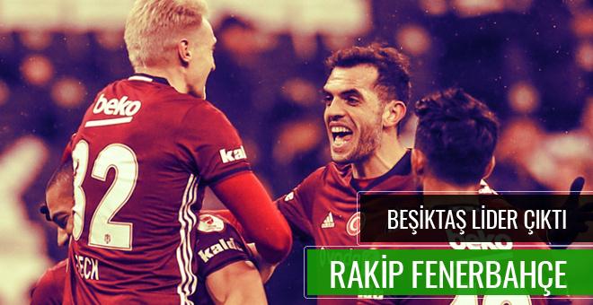 Beşiktaş Darıca Gençlerbirliği maçı geniş özeti