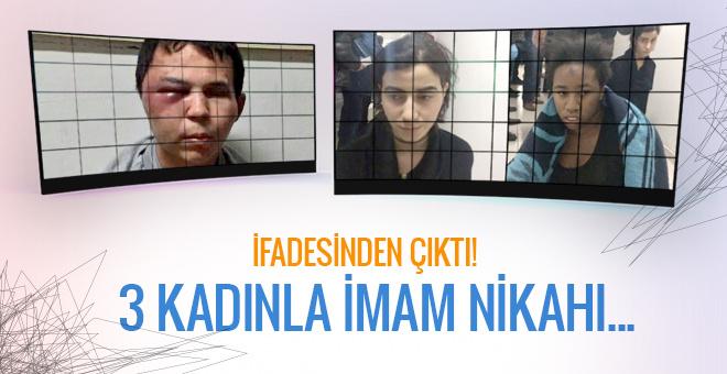Teröristin 3 kadınla imam nikahı mı var? İfadesinden çıktı