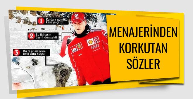 Schumacher'den yeni haber var
