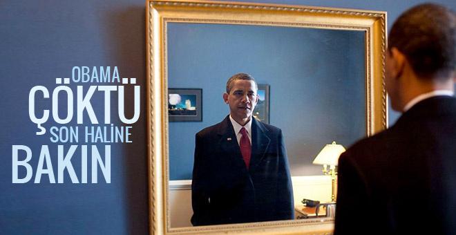 Obama göreve böyle geldi böyle gidiyor inanılmaz değişim