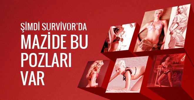 Berna Öztürk kimdir yarı çıplak resimleri var Survivor'da ise...
