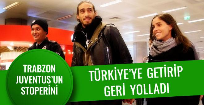 Trabzonspor Caceres transferinden vazgeçti